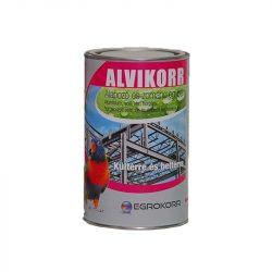ALVIKORR SZÜRKE 2,5 L